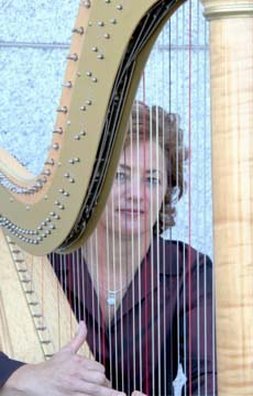San Francisco Harp Instruction